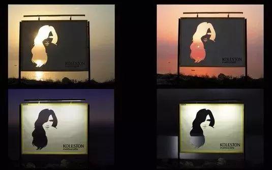 户外大型广告牌