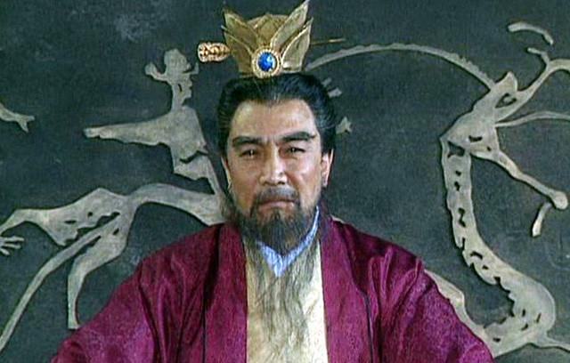 旧版《三国》之鲍国安版曹操图片