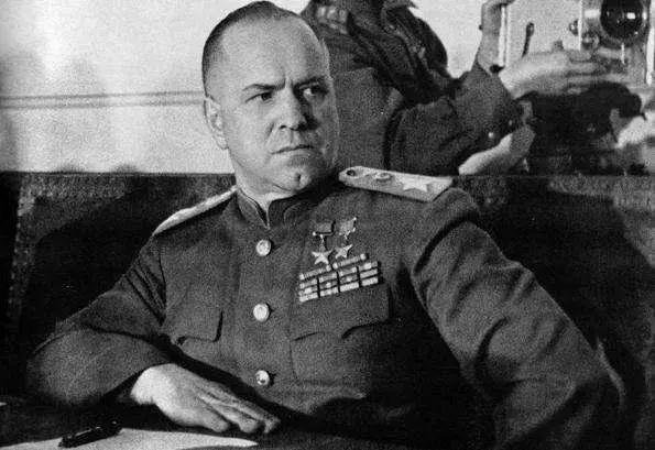接受德国投降时,朱可夫说了两句话,后人称赞至今:不愧是战神_德国新闻_德国中文网