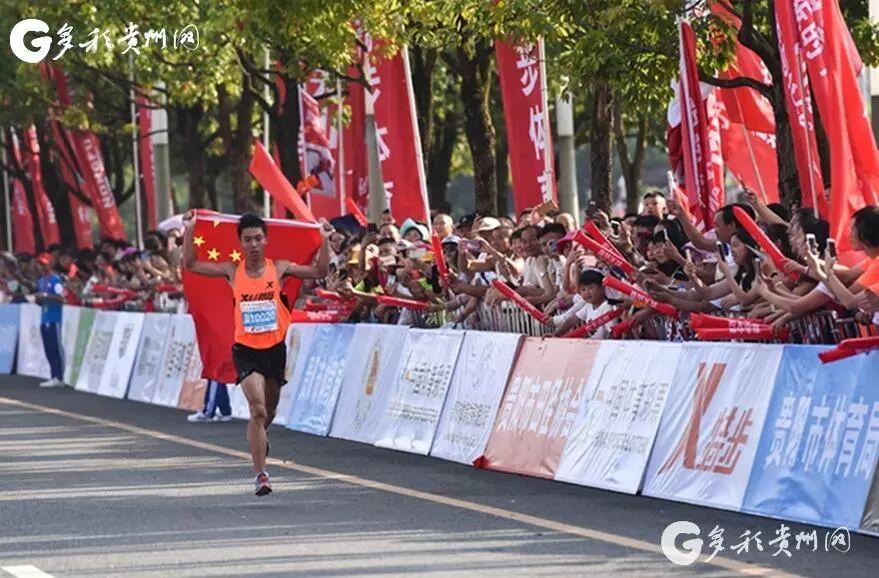 2019贵阳国际马拉松赛路线图公布 期间,贵阳地铁运营时间调整