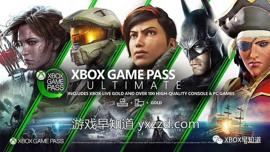 Xbox终极游戏通行证首月仅1美元 6月11-17日Xbox金会员游戏促销含《奇异人生2》