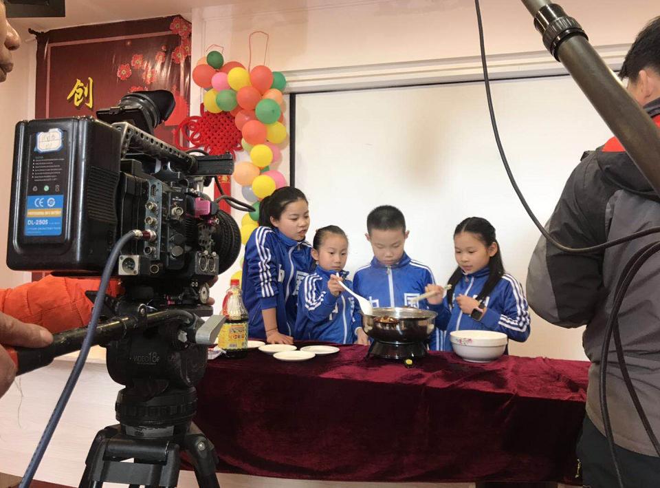 少儿成长类励志栏目《中华智慧少年》第二季小演员选拔活动开始