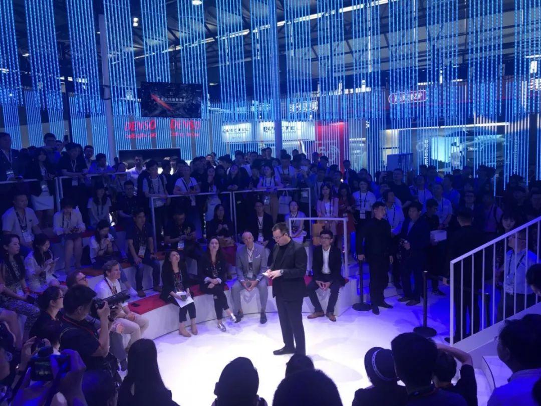 CES Asia 2019丨为什么奥迪展台人气这么高?