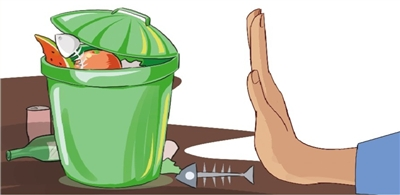 """""""海底捞垃圾被拒运"""":餐厨垃圾分类难在哪儿"""