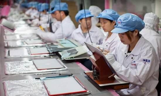 二等代工商和富士康究竟有什么差距?