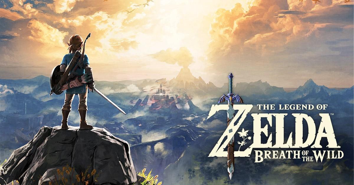 《塞尔达传说 旷野之息》续作公布 开发团队却沉迷荒野大镖客2_游戏