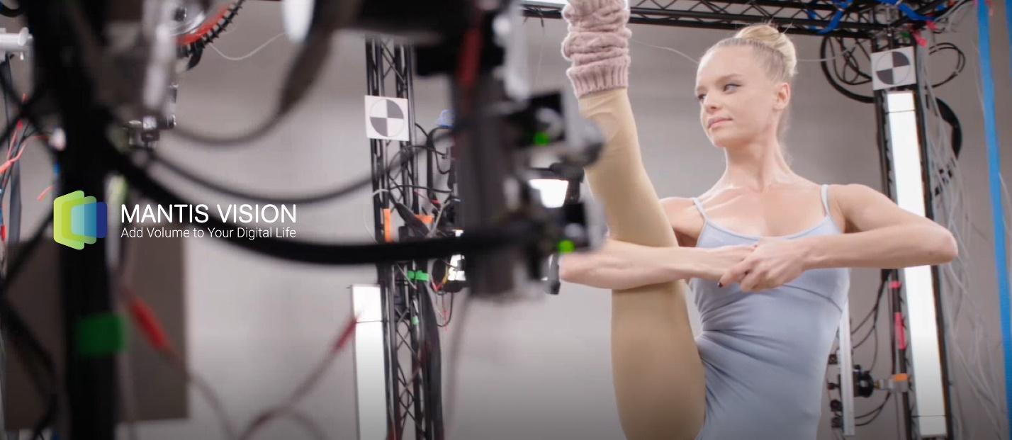 小派科技牽手Mantis Vision 打造全球頂尖3D直播的沉浸式VR體驗