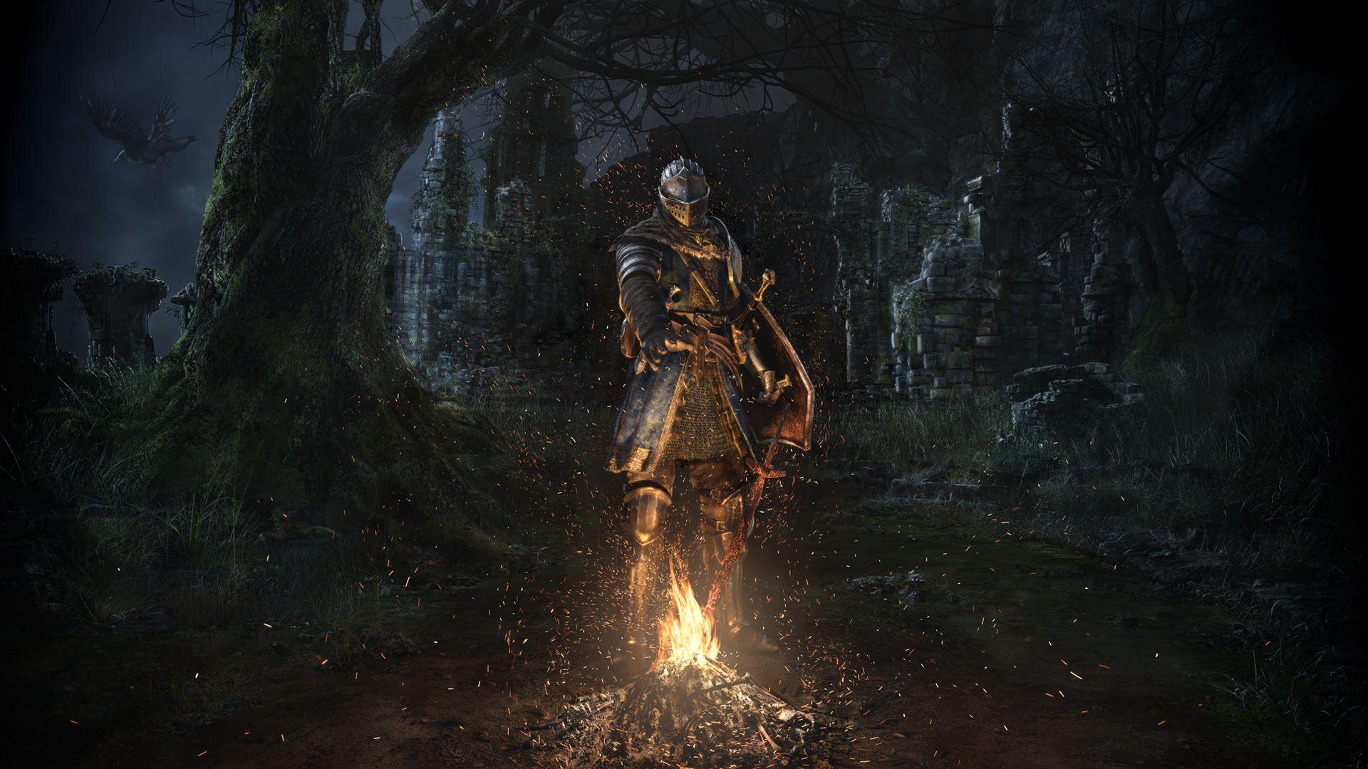 FromSoftware宣布《黑暗之魂》系列销量突破2500万_Elden