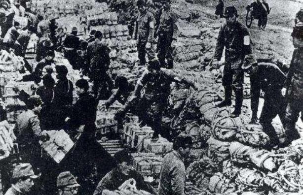 抗日战争阶段日本宣布投降后当时的日本国内还剩下多少男人?