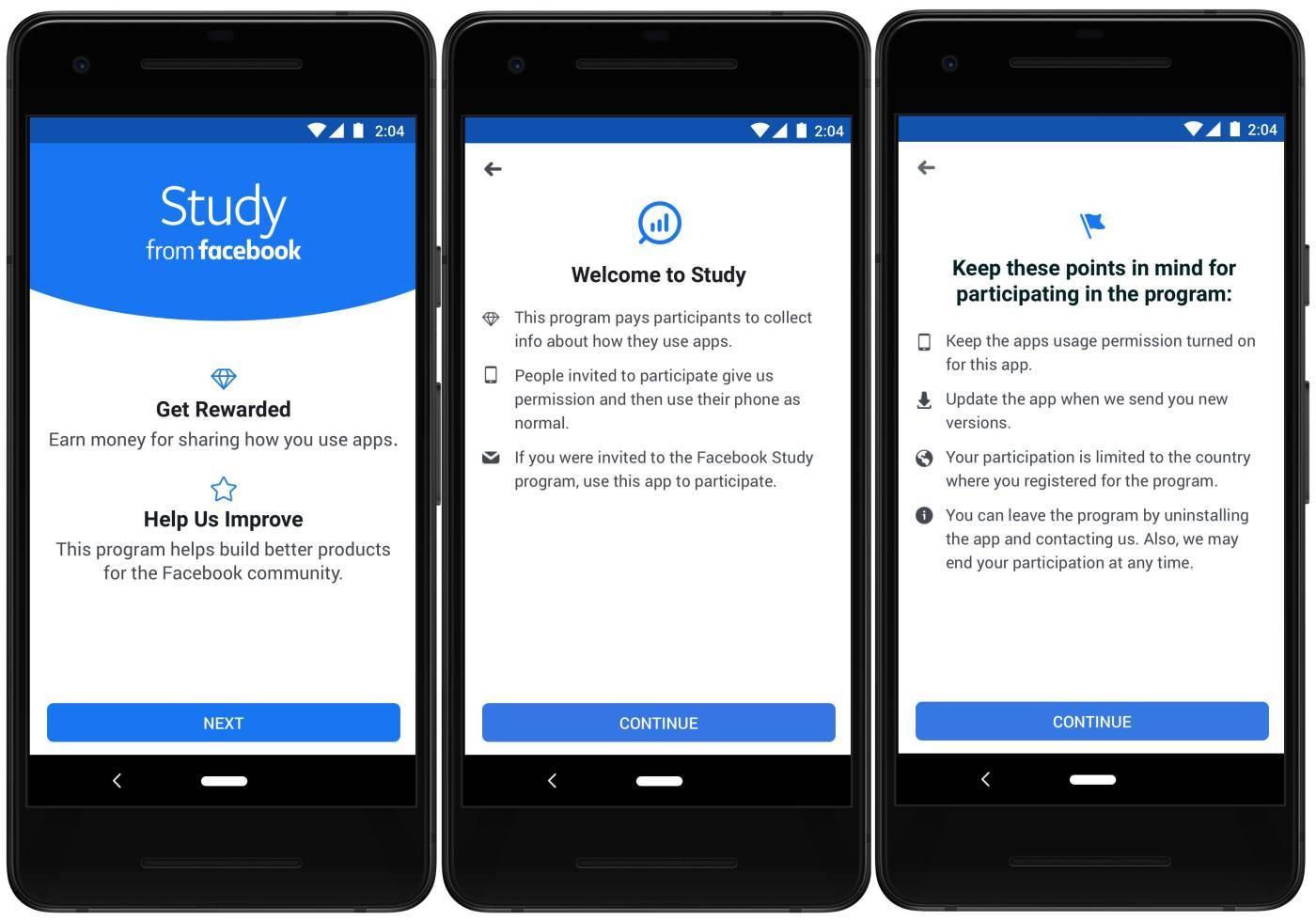 Facebook 重新开始花钱买用户手机使用习惯的数据