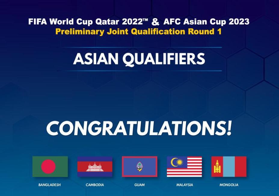 亚洲区40强基本确定!卡塔尔参赛国足迎利好,或被抽进死