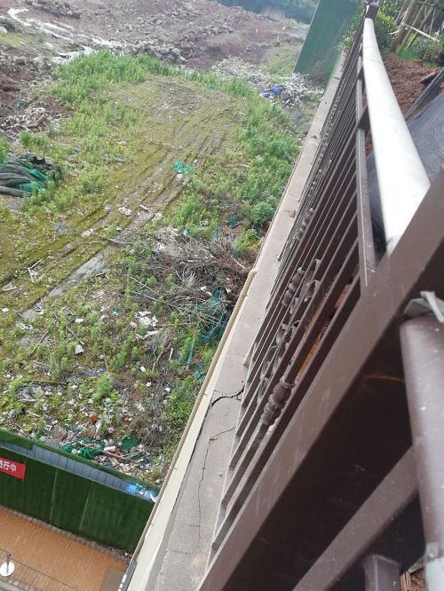 重庆蓝光地产林肯公园曝质量隐患