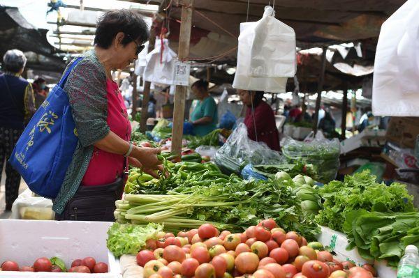 食品价格为什么上涨_食品价格上涨推高5月CPI 专家:全年通胀温和可控