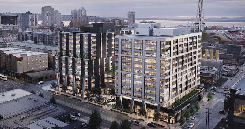 """苹果预计将在西雅图租用""""大型""""办公室,可容纳 4200 名员工"""