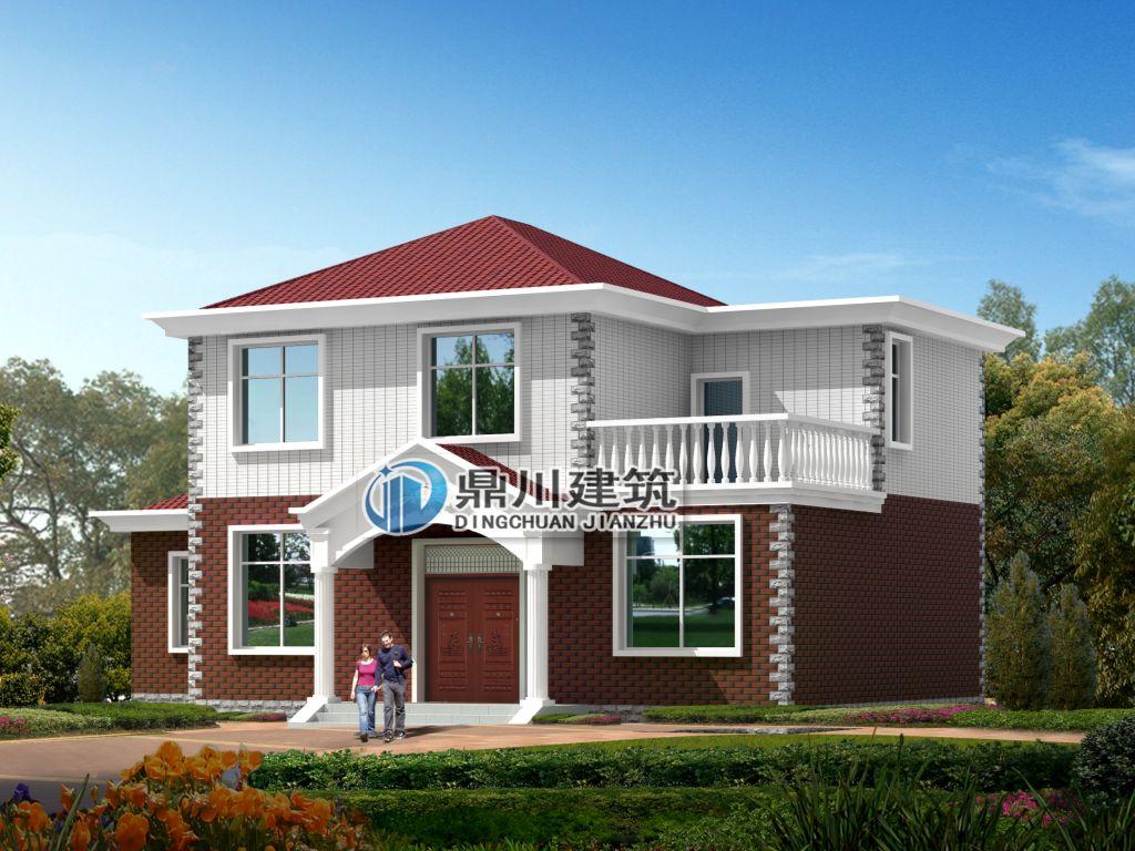 农村二层小别墅 别墅设计图纸,农村房屋设计图,农村自建房设计