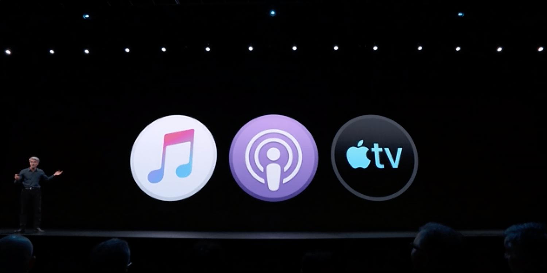 苹果陆续iTunes品牌,URL更换至apps.apple.com