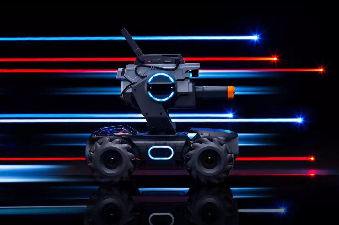 大疆推出了 RoboMaster S1 乐享牛牛棋牌,开元棋牌游戏,棋牌现金手机版机器人,支持编程和多人对战