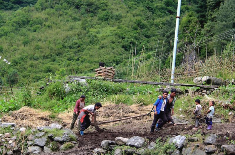 陈塘沟:中国最后的陆路孤岛,生活着能登顶珠峰的夏尔巴人