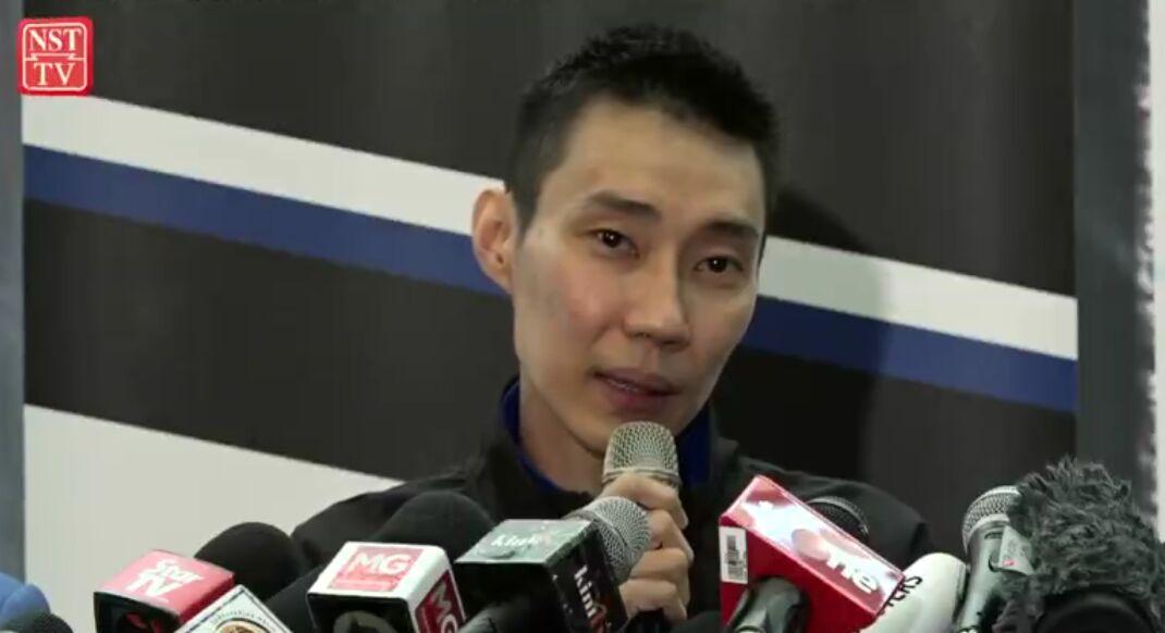 李宗伟正式宣布退役