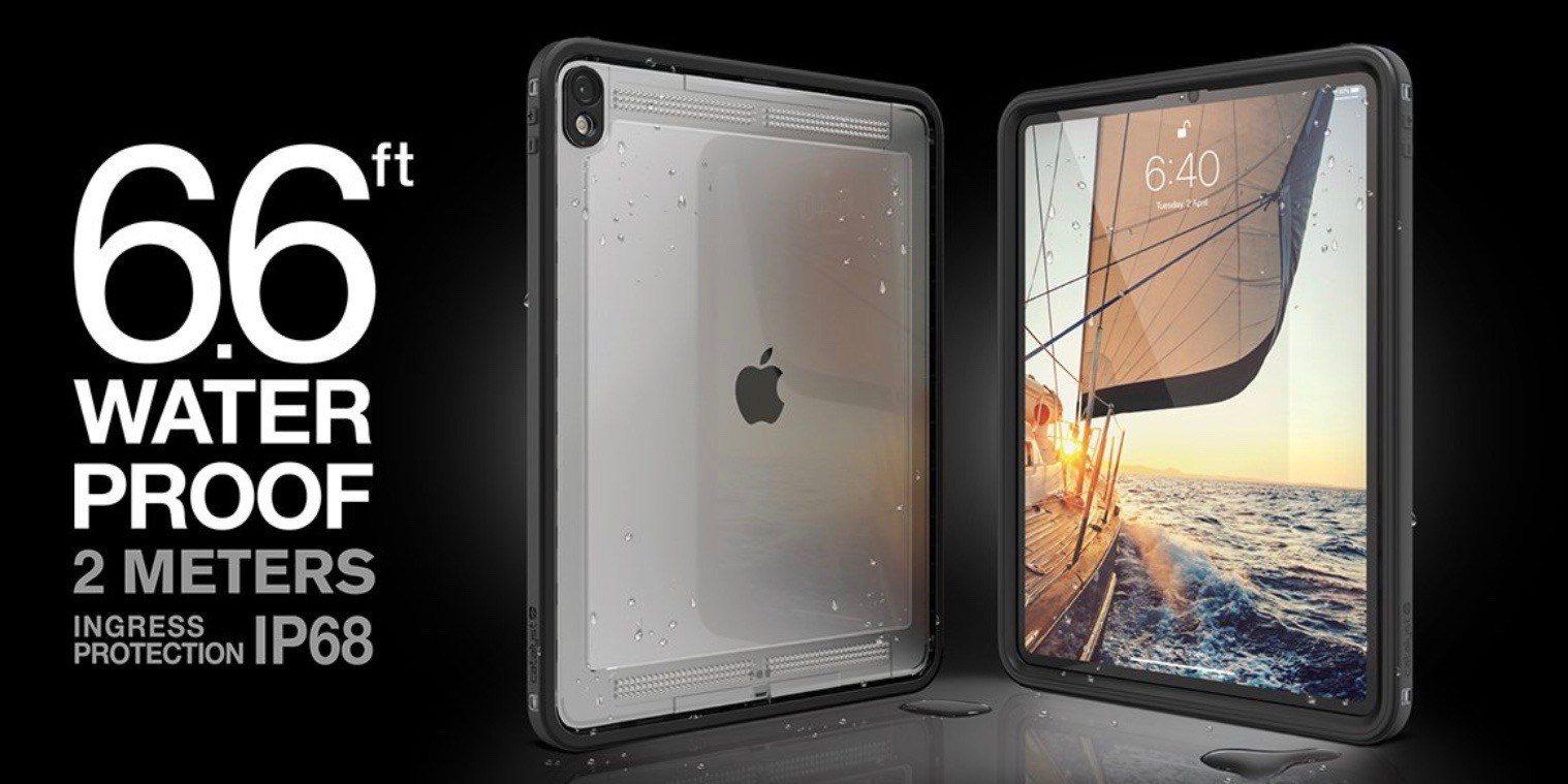 Catalyst为苹果最新的iPad pro配备了新的防水外壳