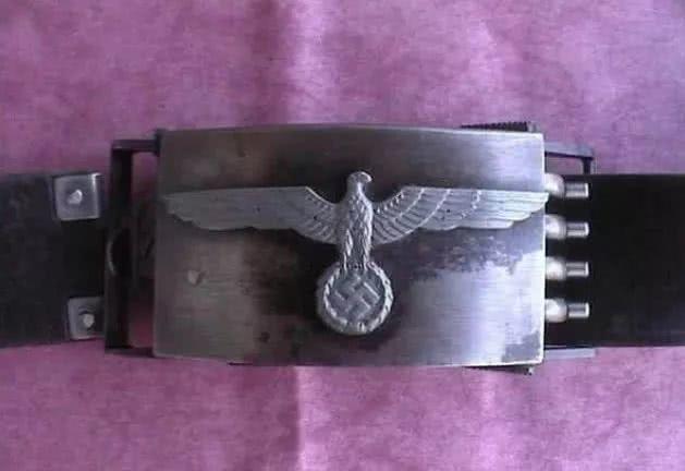 二战德国的军工业有多强大?一个皮带扣,让美国专家都佩服不已_德国新闻_德国中文网