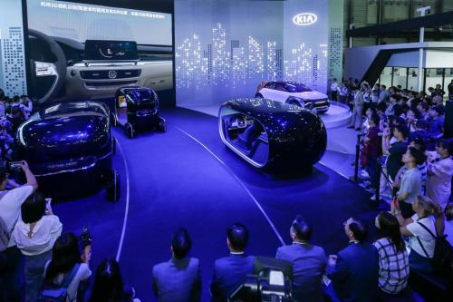 E-R 让未来汽车更懂你 起亚汽车发布R.E.A.D.实时情感识别系统
