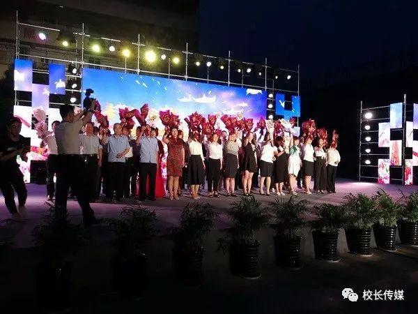 毕业季︱咸阳渭城中学的毕业礼演讲,吹响新征程的集结号