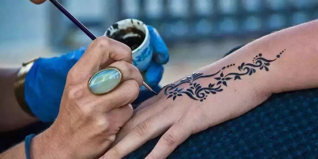 但是很多人却不知道这种纹身的水很深,一不留神就有