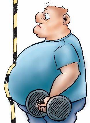 懒人减肥法一周减十斤图片