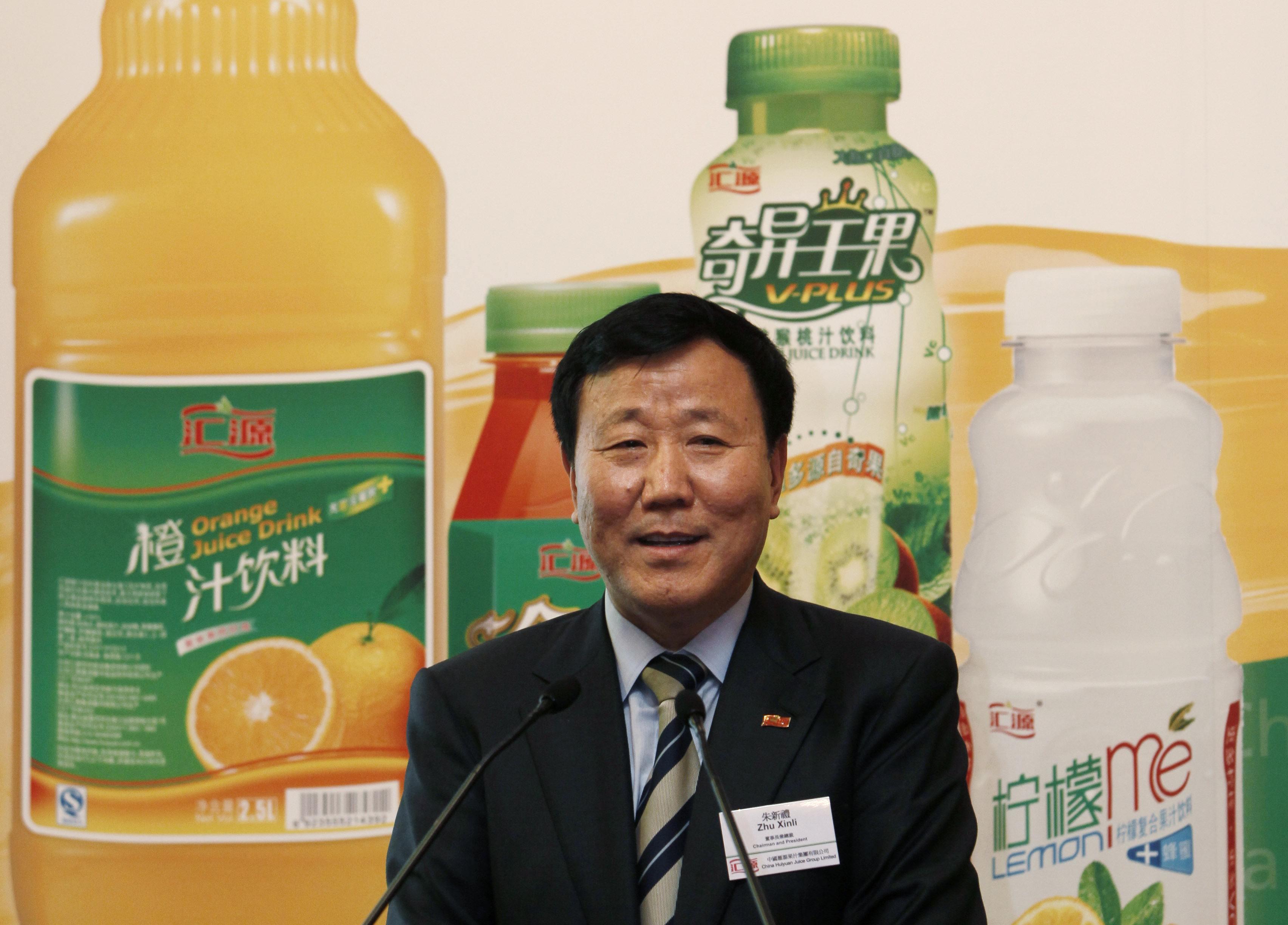 汇源果汁董事会今年首次增员,朱新礼旧部进入策略委员会_汇源崔现国