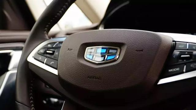 自主品牌一哥——吉利销量点评,新能源车比传统汽油车更受欢迎