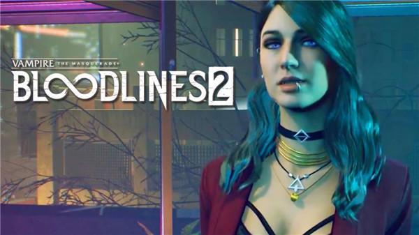 游戏午报:《吸血鬼:避世血族2》新演示,富含有意义的对话选项_射击