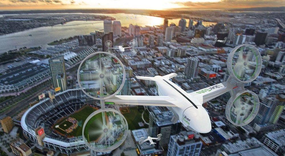 Uber 将于今年夏天在圣地亚哥用无人机送 Uber Eats 外卖