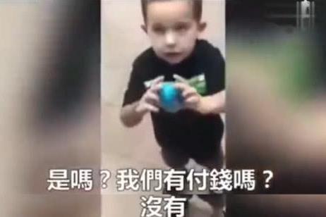 小男孩偷拿巧克力,父亲的教育方式令人叹服