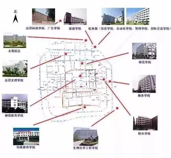 一个大学将近10个校区!中国大学校区数量排行榜