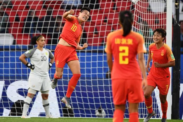 中国女足1-0拿下关键战:世界杯形势一片大好 末轮不输稳