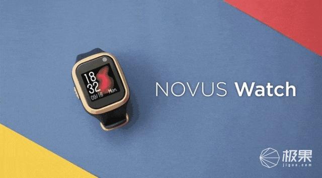 「新东西」能打电话的手表,阿巴町推出模块化智能产品_Novus
