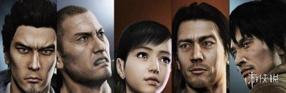 新版曲折圆梦路!《如龙5》放出PS4重制版全新截图