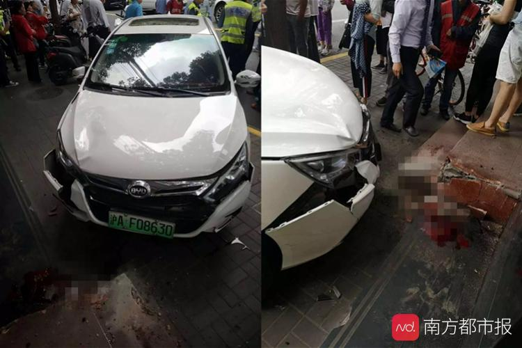 無資質網約車司機載客時非法闖關致4人受傷!被罰1萬暫扣駕駛證