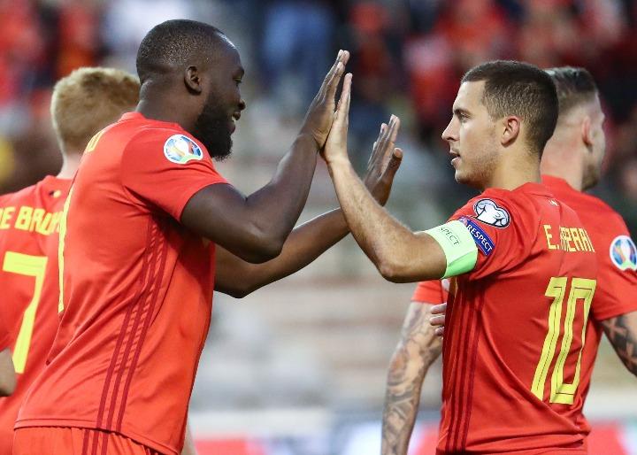 国际足联最新排名:比利时仍居首 葡萄牙升至第五