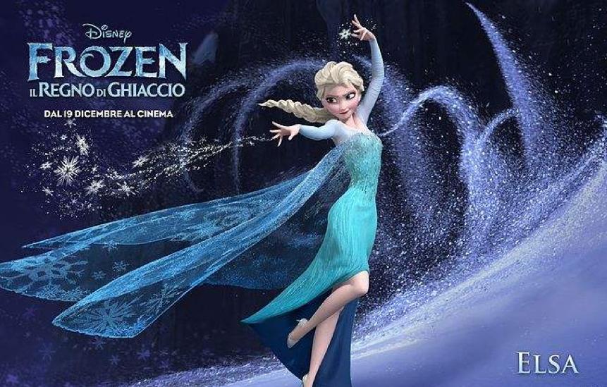 《冰雪奇缘2》新海报曝光,定档北美11月22日上映