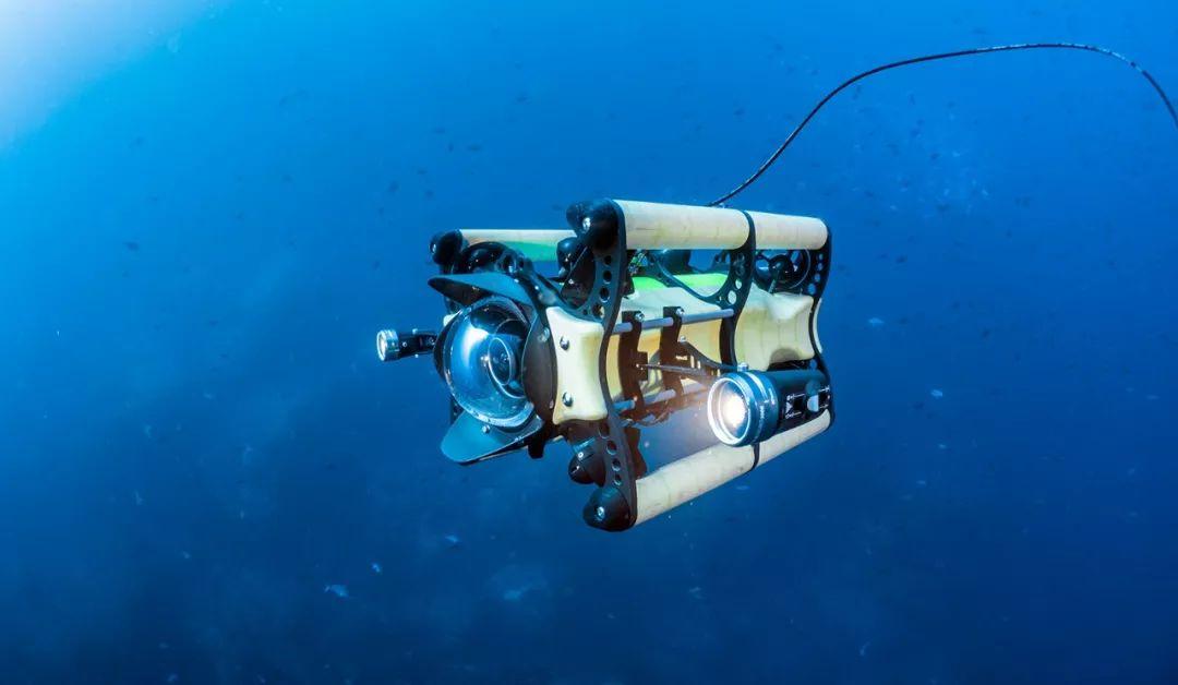 蓝海还是深海?水下机器人研究报告 | 初心行研