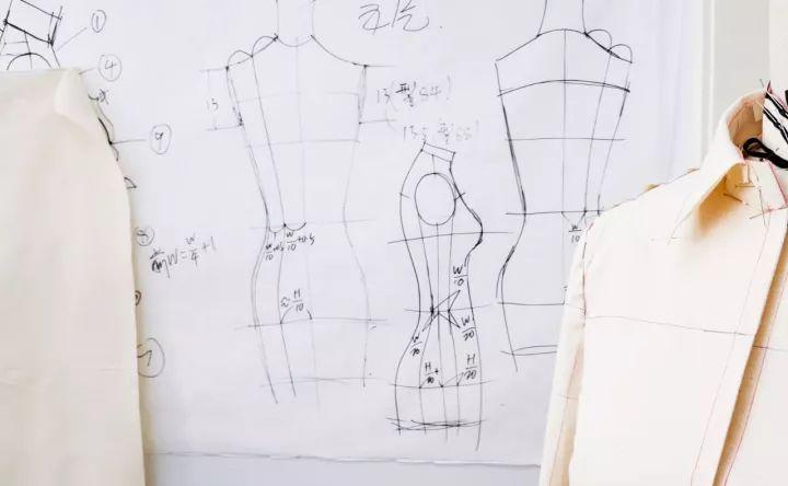 服装制版师_讲真,成为服装设计师为什么要学制版?_结构