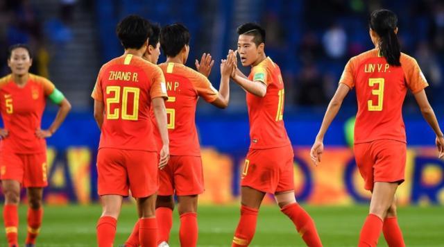 中国女足击败南非队迎世界杯首胜!王霜首发,李影制胜球