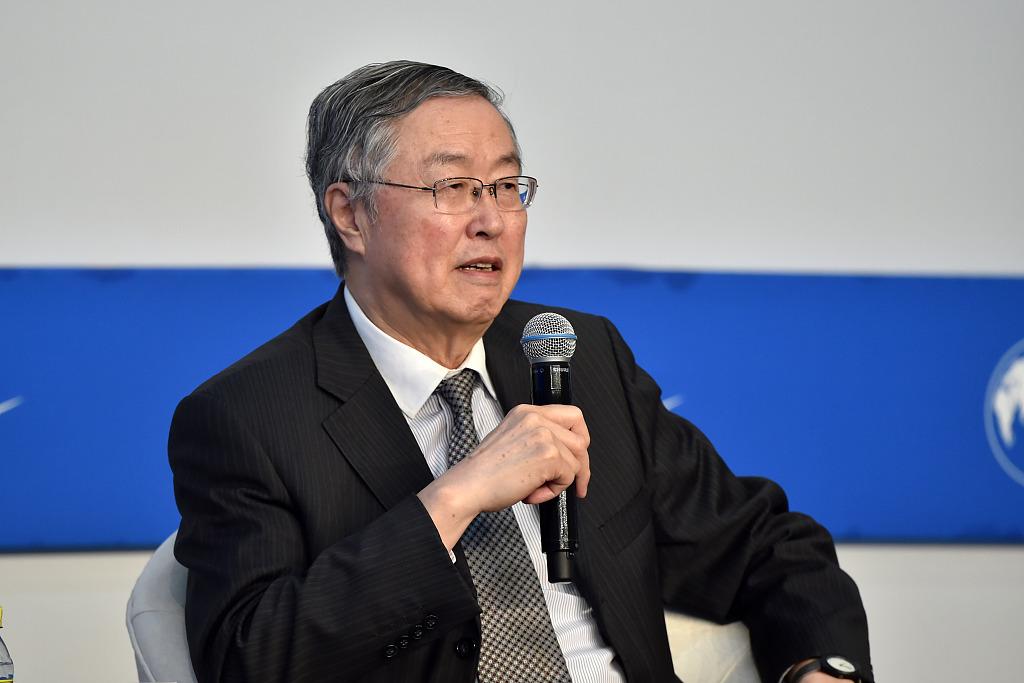 周小川:贸易战会再度触发全球多个国家竞争性贬值