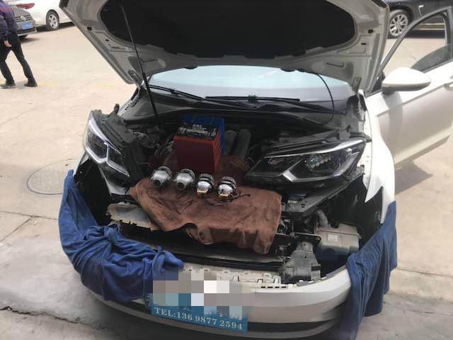 【图】各位大神想请教下新5系前保险杠卡扣能修复吗... 汽车之家论坛