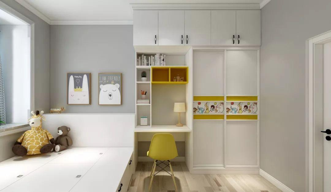 衣柜装的好,小户型卧室不怕小!图片