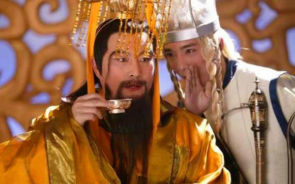 怪不得西游记里魏征梦斩泾河龙王之前,正和唐太宗下棋,原来如此