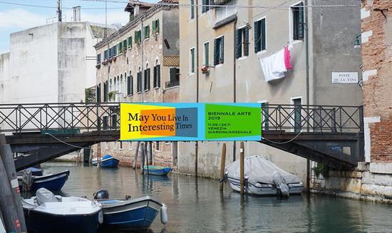 威尼斯艺术双年展:导览手册上看不到的才有趣