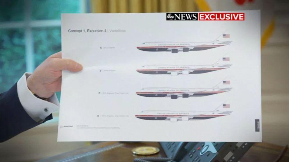 """特朗普要让""""空军一号""""改头换面,其他国家首脑的专机都有什么特色?"""